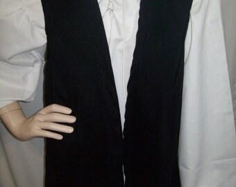Renaissance / Pirate Men Vest Size Extra Large Various Colors