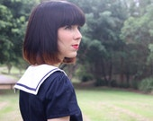 Sweet Sailor Dress - Made to Order