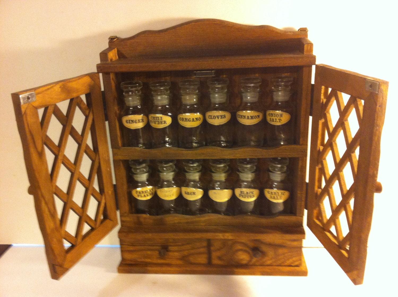 Vintage Spice Racks Lovequilts