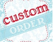 Custom Order for A. Resch - Roses are Red Mother/Daughter Headbands