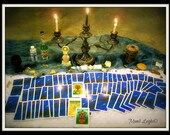 Vision Quest Spiritual Tarot 3 Card Reading
