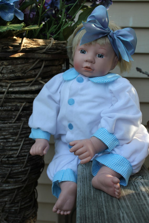 "Cititoy Reborn 18"" Doll"