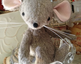 Introducing - Alexander the Great (Little Mouse) cost is for pattern only or I can make him for you
