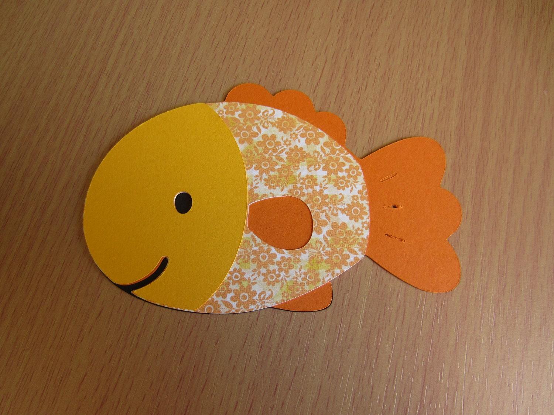 Fish Paper Piecing Die Cut