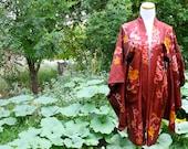 Vintage Silk KIMONO  YUKO KIMONO