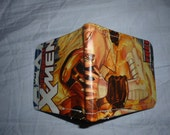 Xmen (Cyclops and Emma Frost kissing) comic book wallet