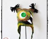 Crochet Hat  Big Mouth VV