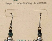 Trisha Waldron Circle of Nations Earrings