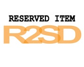 RESERVED ITEM For Jeanie