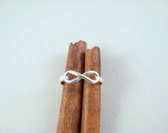 INFINITY - Handmade Ring - ElenadE
