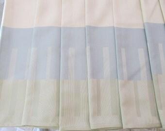 NAP1512E Cloth Napkin Set of Ten Large Napkins, Home Decor, Table