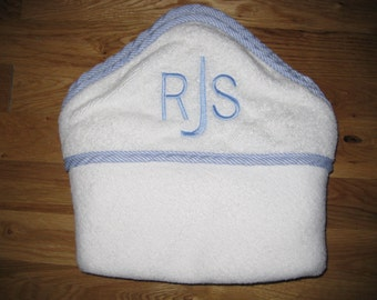 Personalized Classic Hooded Towel