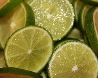 Key Lime- all natural lip balm