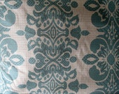 VERSAILLES  in AQUA one yd min/need more let us know