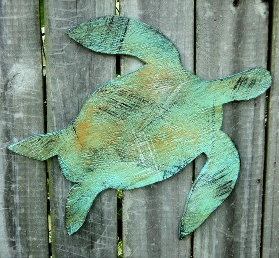 impressive wooden turtle wall art 17