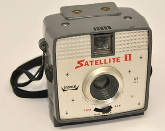 GREY Imperial Satellite II 127 Camera