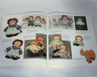 Enchanting Friends/ Reference Book/ Doll Book/ Raggedy Ann Book/ by Dee Hockenberry by Gatormom13