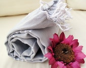 Cotton PESHTEMAL Absorbant Lightweight EcoFriendly High Quality HandWoven Turkish Cotton Bath Beach  Hamam Spa Yoga Pool Towel