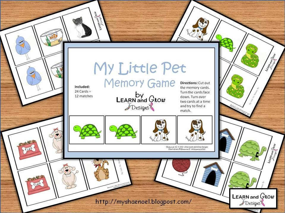 my little pet games