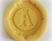 Monogram Butter Molds