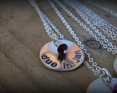 Silver Expecting Necklace Pregnancy Pendant
