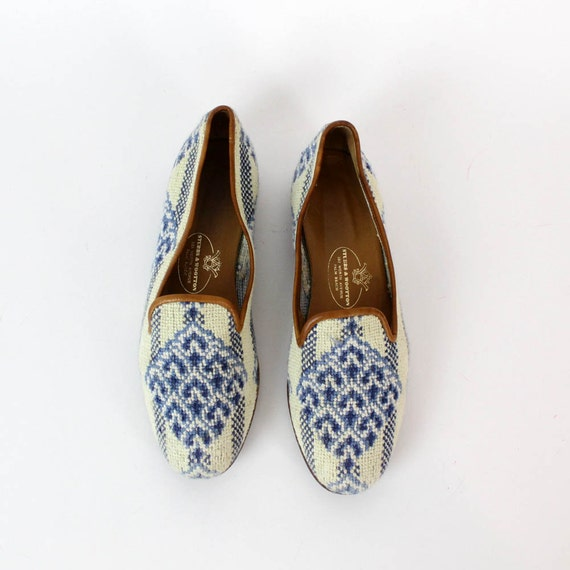 Stubbs & Wootton tapestry slippers 7