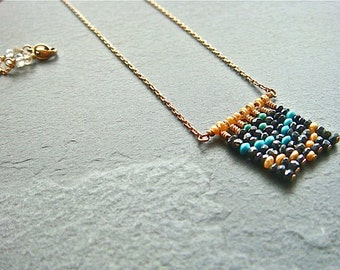 Friendship Pin Necklace