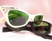 1960's Sun-Rite sunglasses set of 2 (children & teen size)