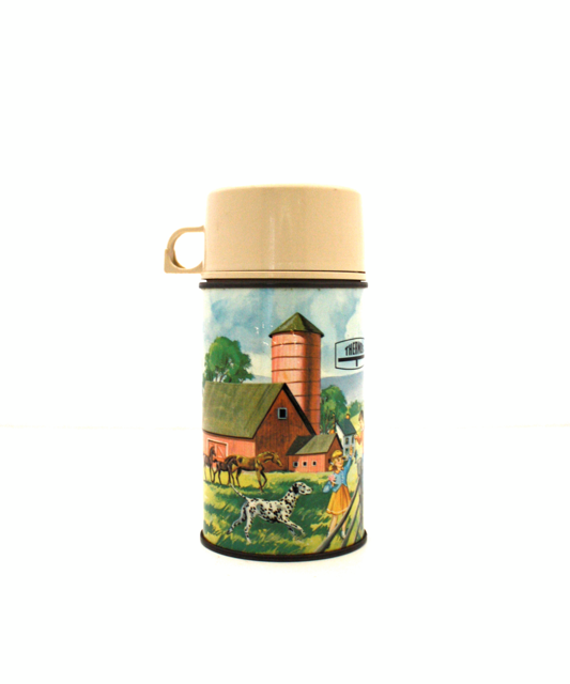 Vintage 1962 King-Seeley Thermos
