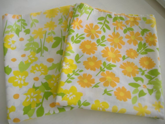 """Pair of Large 42"""" x 30"""" Pillowcases"""