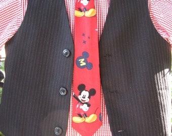 Mickey Mouse Boys necktie