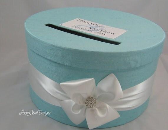 Wedding Gift Box Holder: Wedding Card Box Money Card Box Envelope Holder Custom Made