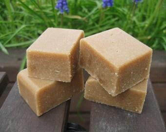 Chocolate Espresso Sugar Scrub Cubes