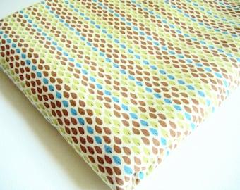 Modern Leaf Fabric, OOP