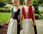 Toddler/Child's Norwegian Bunad dress