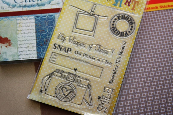 Click Clear Stamp Set