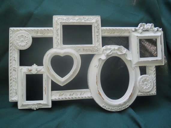 Ornate frame,Wall Decor,French Country,Multi open frame,Home Decor