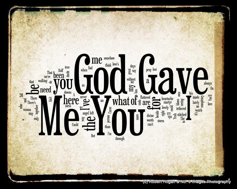 God Gave Me You 171 Through Seeking Eyes