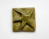Star Tile Starfish - 2 inch Star Dancing Star Ceramic Mosaic Tile Romantic