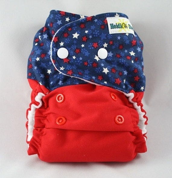 One Size Pocket Diaper - 15% OFF