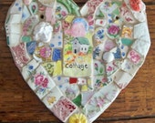 Heart Mosaic  COTTAGE