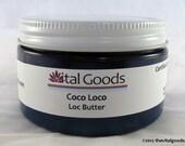 Coco Loco Loc Butter 4oz (VEGAN)