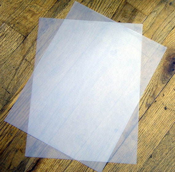 Satisfactory image regarding clear printable paper