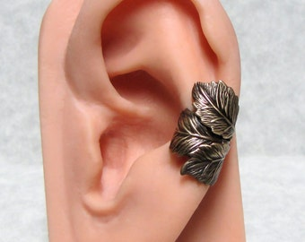 Forest Leaves Ear Cuff