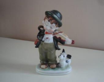 Violin Player - Made in Japan