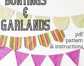 Buntings & Galands PDF Pattern and Instructions
