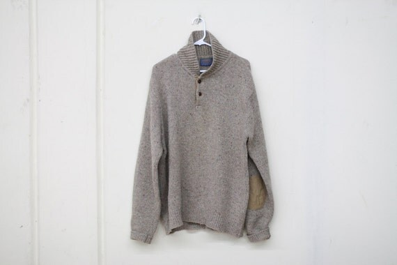 Mens Pendleton Slouch Sweater-Reserved
