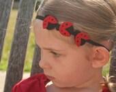Little Ladybug Headband