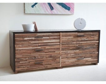 Lake Tahoe Dresser - Beautiful Reclaimed Wood