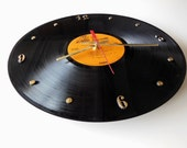 NEIL YOUNG Vinyl Record Wall Clock (After The Goldrush)